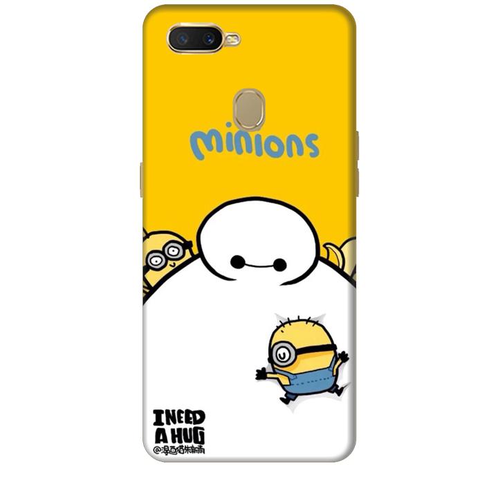 Ốp lưng dành cho điện thoại OPPO A7 hinh Big Hero Minions - 1782044 , 2680219282121 , 62_13094298 , 150000 , Op-lung-danh-cho-dien-thoai-OPPO-A7-hinh-Big-Hero-Minions-62_13094298 , tiki.vn , Ốp lưng dành cho điện thoại OPPO A7 hinh Big Hero Minions