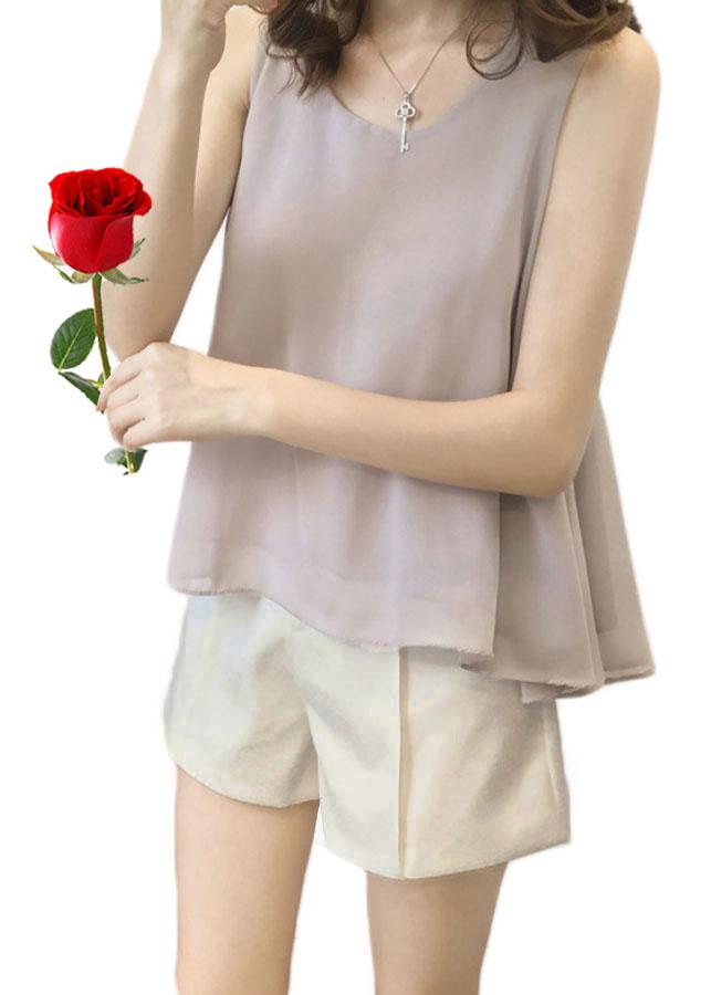 Áo kiểu nữ xinh đẹp dễ phối đồ (SÁT NÁCH MỚI) - 4925907 , 3591155622188 , 62_12913259 , 289000 , Ao-kieu-nu-xinh-dep-de-phoi-do-SAT-NACH-MOI-62_12913259 , tiki.vn , Áo kiểu nữ xinh đẹp dễ phối đồ (SÁT NÁCH MỚI)