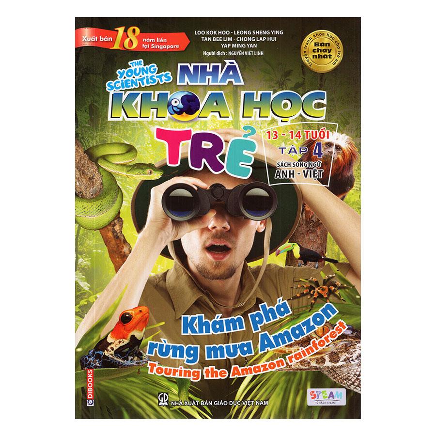 Nhà Khoa Học Trẻ - Khám Phá Rừng Mưa Amazon (13 - 14 Tuổi)