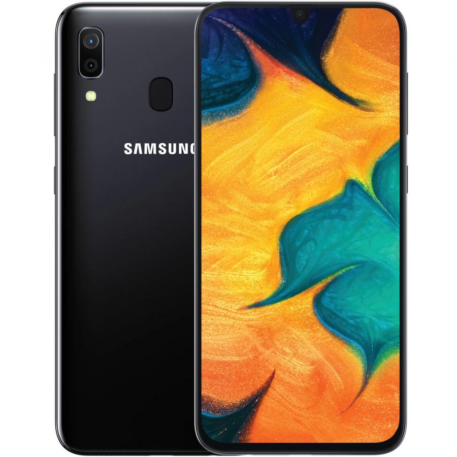 Điện Thoại Samsung Galaxy A30 - Hàng Chính Hãng - Đen