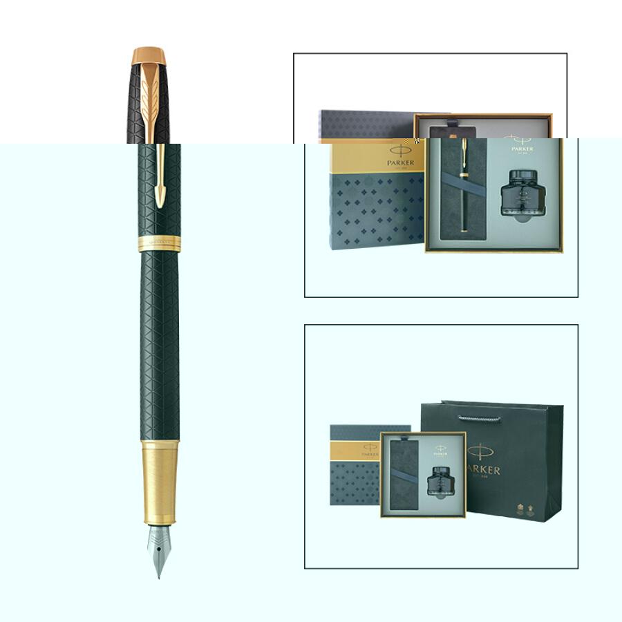 Bút Máy Series IM + Sổ Ghi Chú Guobo