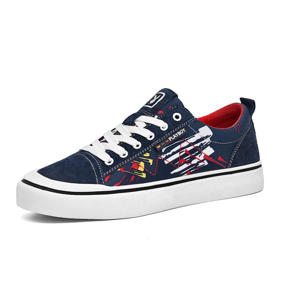 Giày Vải Nam Thời Trang PLAYBOY DS85160