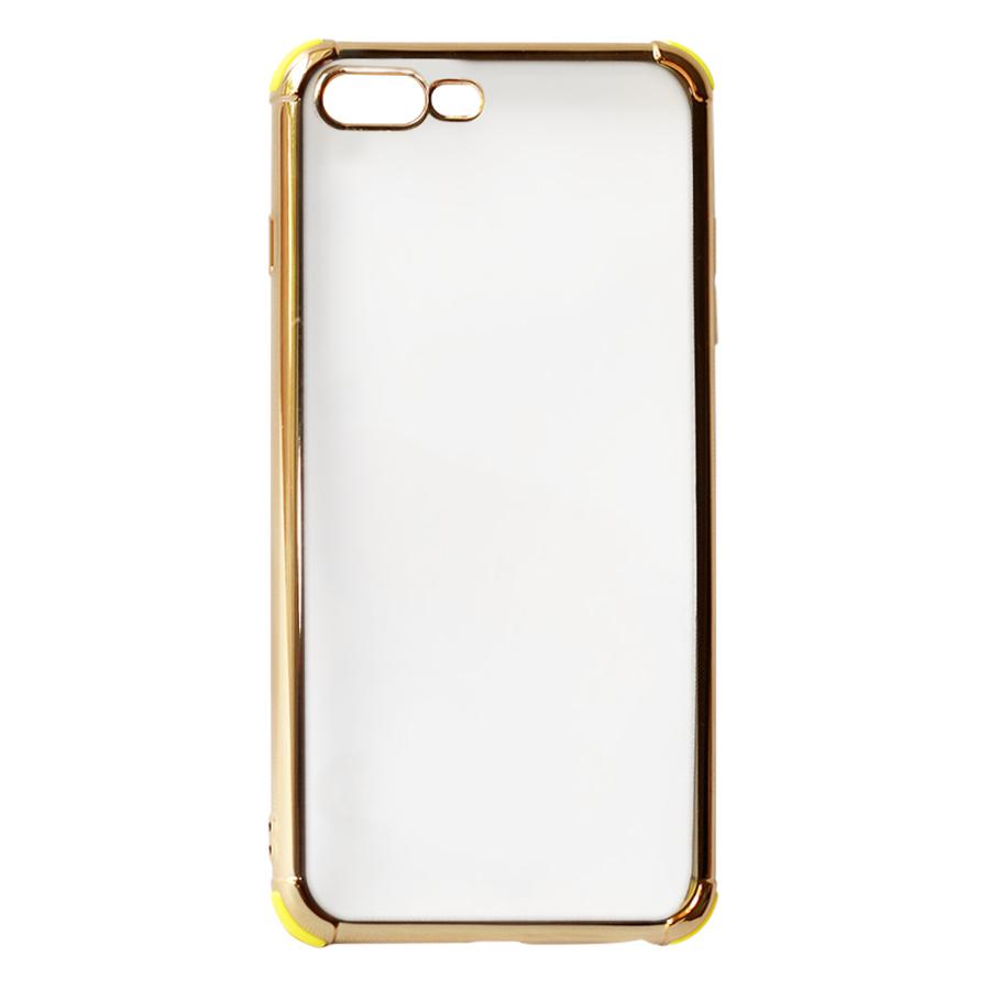 Ốp Lưng Dành Cho iPhone 7 Plus / 8 Plus Viền Màu Chống Sốc KST - 766310 , 1576341257889 , 62_9819828 , 226000 , Op-Lung-Danh-Cho-iPhone-7-Plus--8-Plus-Vien-Mau-Chong-Soc-KST-62_9819828 , tiki.vn , Ốp Lưng Dành Cho iPhone 7 Plus / 8 Plus Viền Màu Chống Sốc KST