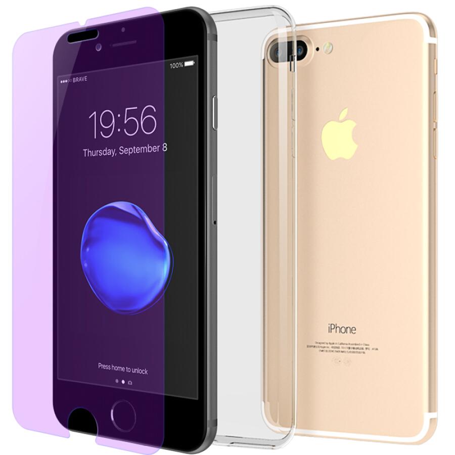 Miếng Dán Điện Thoại iPhone/ Apple 7 Plus/ 8 Plus BIAZE
