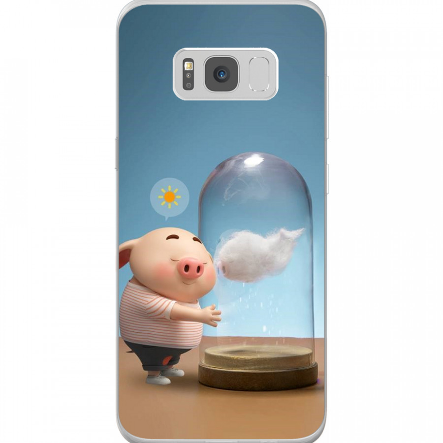 Ốp Lưng Cho Điện Thoại Samsung Galaxy S8 Plus - Mẫu aheocon 116