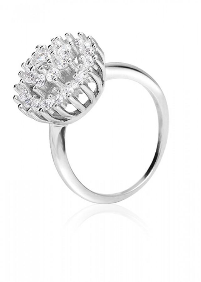 Nhẫn bạc Dahlia - 1723417 , 3389932836671 , 62_9422372 , 989000 , Nhan-bac-Dahlia-62_9422372 , tiki.vn , Nhẫn bạc Dahlia