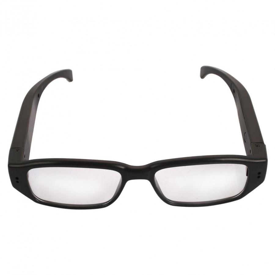 Glasses Video Recorder Glasses Camera Smart HD Black Motion Detection DVR