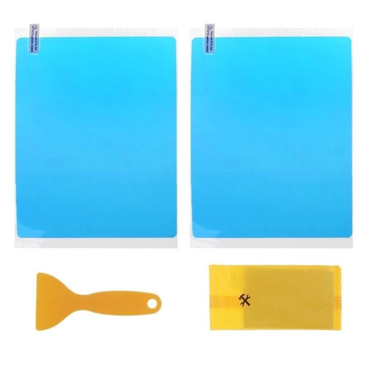 Bộ 2 miếng dán chống tụ nước kính hông xe ô tô cỡ lớn (16 x 20cm)