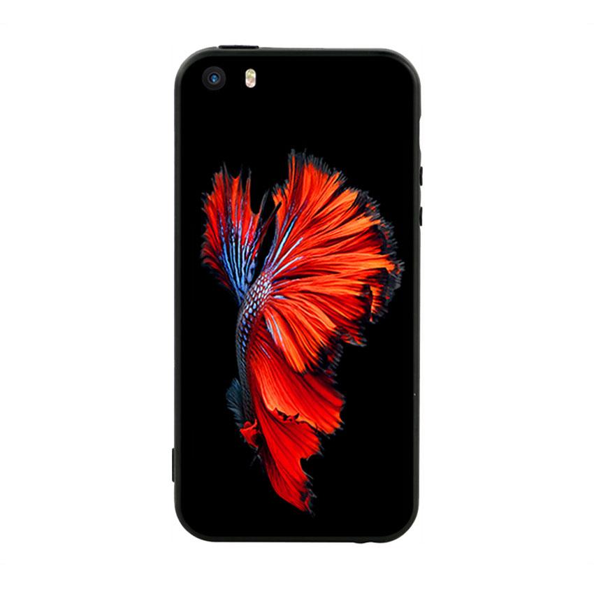 Ốp Lưng Viền TPU Cao Cấp Dành Cho iPhone 5/5s - Fish 01 - 1082730 , 9631722123435 , 62_14793985 , 200000 , Op-Lung-Vien-TPU-Cao-Cap-Danh-Cho-iPhone-5-5s-Fish-01-62_14793985 , tiki.vn , Ốp Lưng Viền TPU Cao Cấp Dành Cho iPhone 5/5s - Fish 01