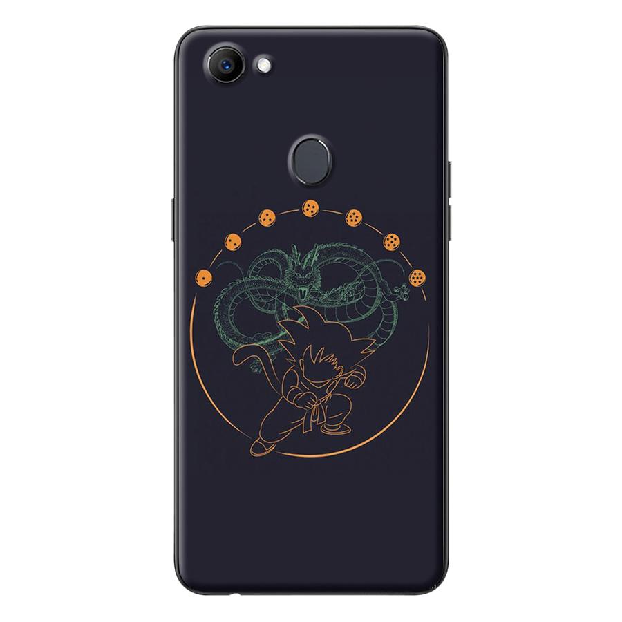Ốp Lưng Dành Cho Oppo F7 - Sogoku Và 7 Viên Ngọc Rồng