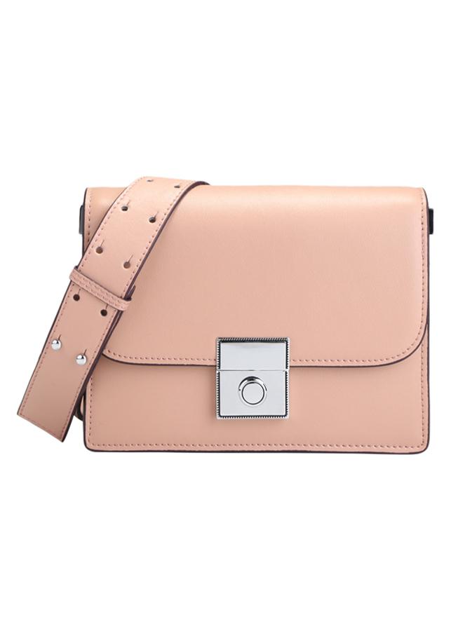 Túi xách nữ da thật cao cấp Velisa 511 (21 x 15 cm)