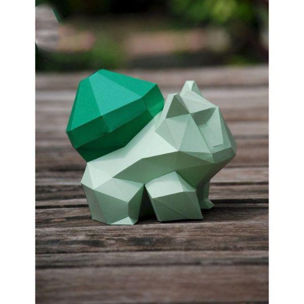 Mô hình giấy 3D | Mô hình trang trí nhà cửa | Mô hình giấy 3D Bulbasaur - 15998435 , 6576234380187 , 62_20861696 , 270000 , Mo-hinh-giay-3D-Mo-hinh-trang-tri-nha-cua-Mo-hinh-giay-3D-Bulbasaur-62_20861696 , tiki.vn , Mô hình giấy 3D | Mô hình trang trí nhà cửa | Mô hình giấy 3D Bulbasaur