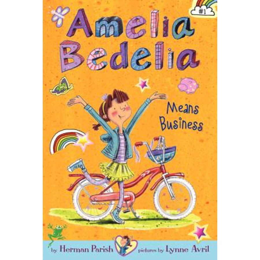 Amelia Bedelia Means Business (Amelia Bedelia Chapter Book #1) - 5942394798680,62_5262905,146000,tiki.vn,Amelia-Bedelia-Means-Business-Amelia-Bedelia-Chapter-Book-1-62_5262905,Amelia Bedelia Means Business (Amelia Bedelia Chapter Book #1)