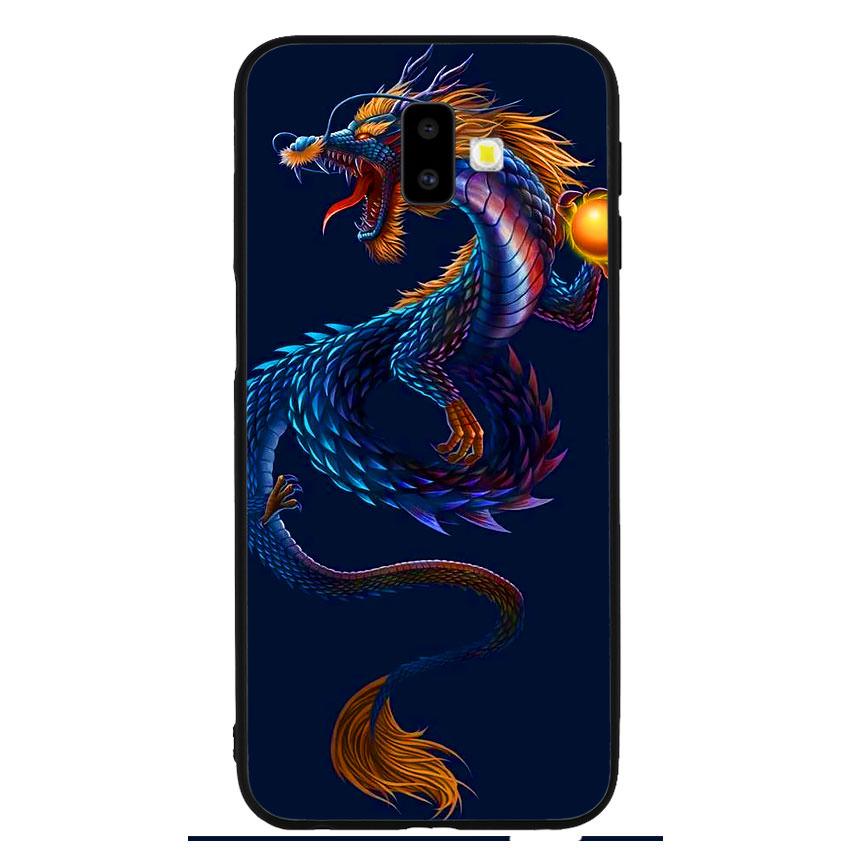 Ốp lưng nhựa cứng viền dẻo TPU cho điện thoại Samsung Galaxy J6 Plus -Dragon 08 - 6424796 , 2128216820132 , 62_15825426 , 130000 , Op-lung-nhua-cung-vien-deo-TPU-cho-dien-thoai-Samsung-Galaxy-J6-Plus-Dragon-08-62_15825426 , tiki.vn , Ốp lưng nhựa cứng viền dẻo TPU cho điện thoại Samsung Galaxy J6 Plus -Dragon 08