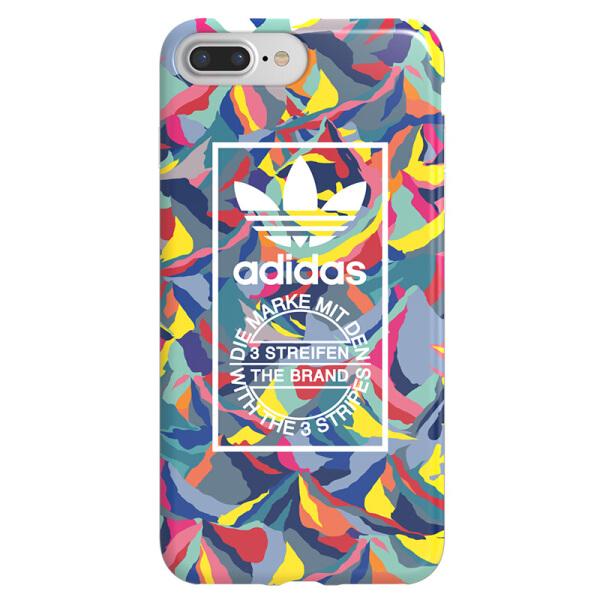 Ốp Lưng Màu Grafiti Dành Cho iPhone 7/8Plus Adidas