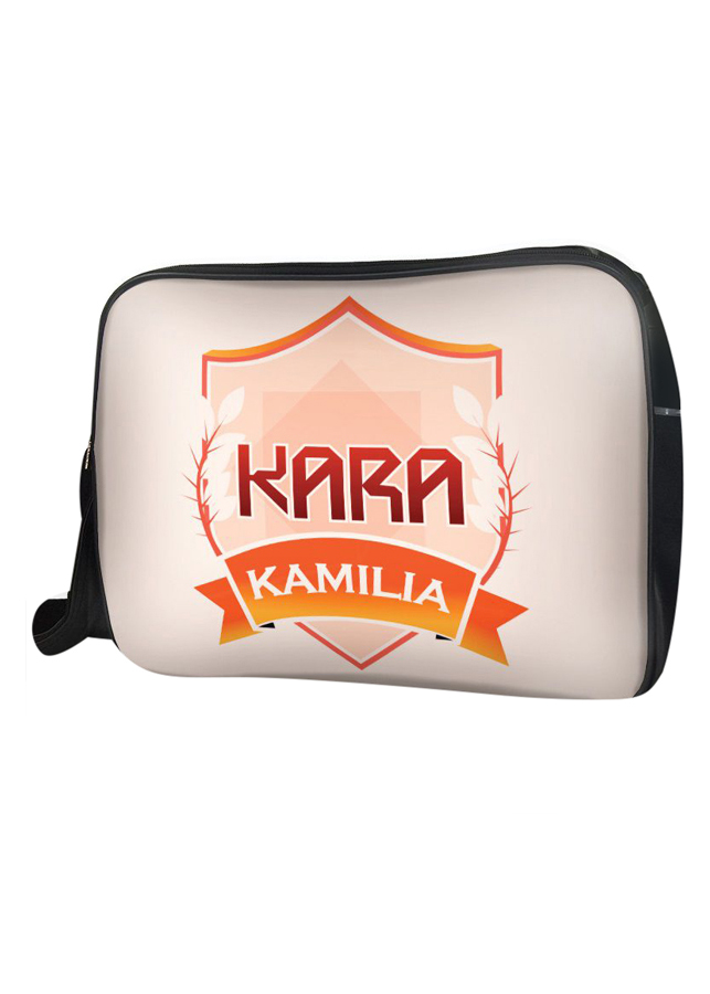 Túi Đeo Chéo Hộp Unisex Kara Kamila - TCKL104