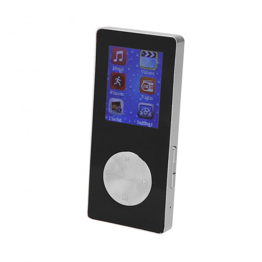 Máy Nghe Nhạc MP4 Bluetooth 4G USB 2.0