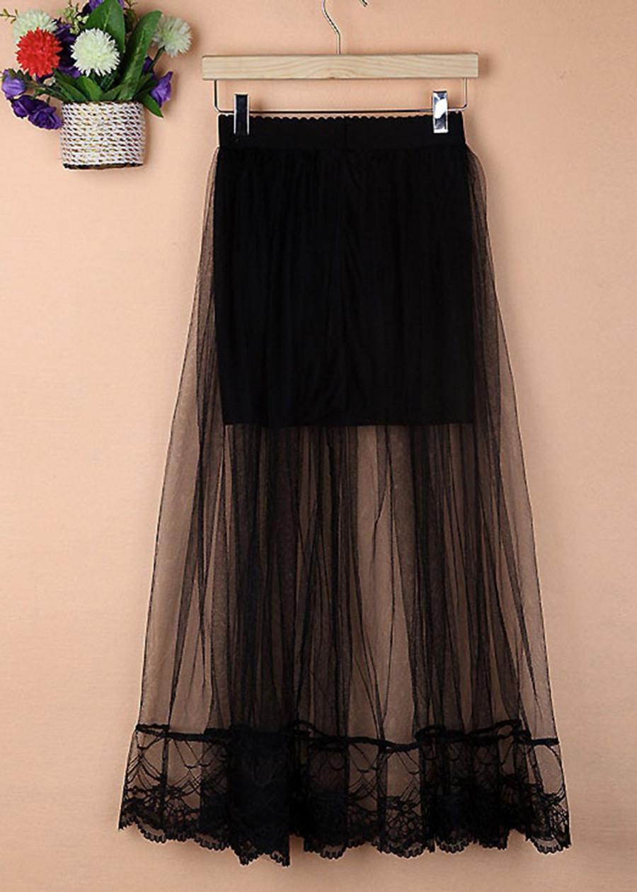 Chân váy maxi ren kiểu dáng công chúa - 1463121 , 7219032531069 , 62_13957835 , 130000 , Chan-vay-maxi-ren-kieu-dang-cong-chua-62_13957835 , tiki.vn , Chân váy maxi ren kiểu dáng công chúa