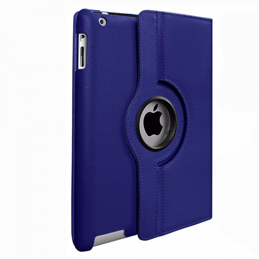 360 Degree Rotating Stand Pu Leather Case Cover For Apple iPad2 iPad3 iPad4 - 8063606 , 3710031485802 , 62_15928025 , 184500 , 360-Degree-Rotating-Stand-Pu-Leather-Case-Cover-For-Apple-iPad2-iPad3-iPad4-62_15928025 , tiki.vn , 360 Degree Rotating Stand Pu Leather Case Cover For Apple iPad2 iPad3 iPad4