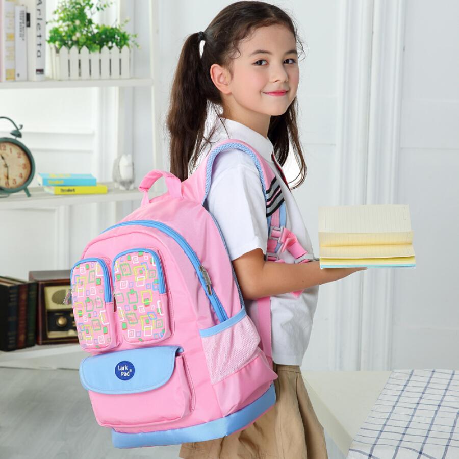 Lark Pad primary school bag men and women 1-3 grade ultra light ridge children backpack 021 duke blue - 1910839 , 4559428789562 , 62_10263304 , 708000 , Lark-Pad-primary-school-bag-men-and-women-1-3-grade-ultra-light-ridge-children-backpack-021-duke-blue-62_10263304 , tiki.vn , Lark Pad primary school bag men and women 1-3 grade ultra light ridge child
