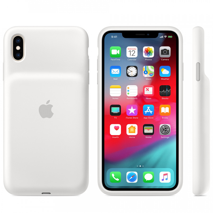 Ốp Lưng Tích Hợp Pin Sạc Dự Phòng Apple Smart Battery Case Cho iPhone XS / XS Max / XR - Nhập Khẩu Chính Hãng - 7160839 , 4404010250060 , 62_10649899 , 3990000 , Op-Lung-Tich-Hop-Pin-Sac-Du-Phong-Apple-Smart-Battery-Case-Cho-iPhone-XS--XS-Max--XR-Nhap-Khau-Chinh-Hang-62_10649899 , tiki.vn , Ốp Lưng Tích Hợp Pin Sạc Dự Phòng Apple Smart Battery Case Cho iPhone XS /