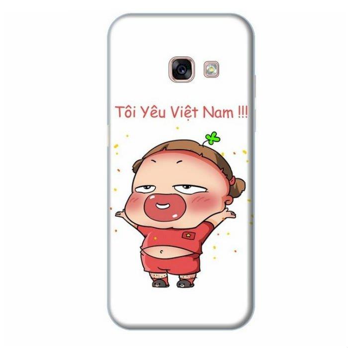 Ốp Lưng Dành Cho Samsung Galaxy A3 2017 Quynh Aka 1