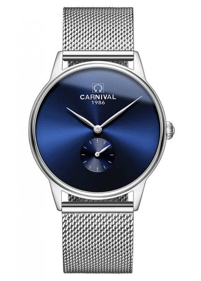 Đồng hồ nam dây thép Carnival G70803.204.011