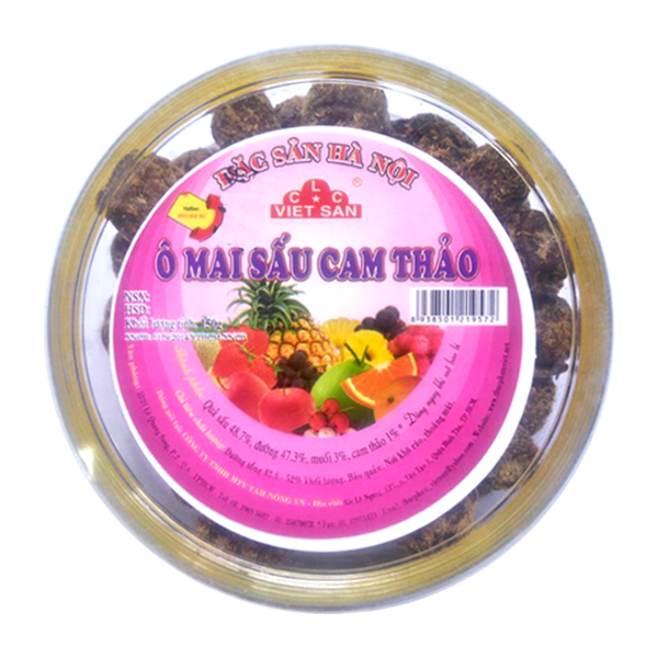Ô Mai Sấu Cam Thảo Việt San 150G