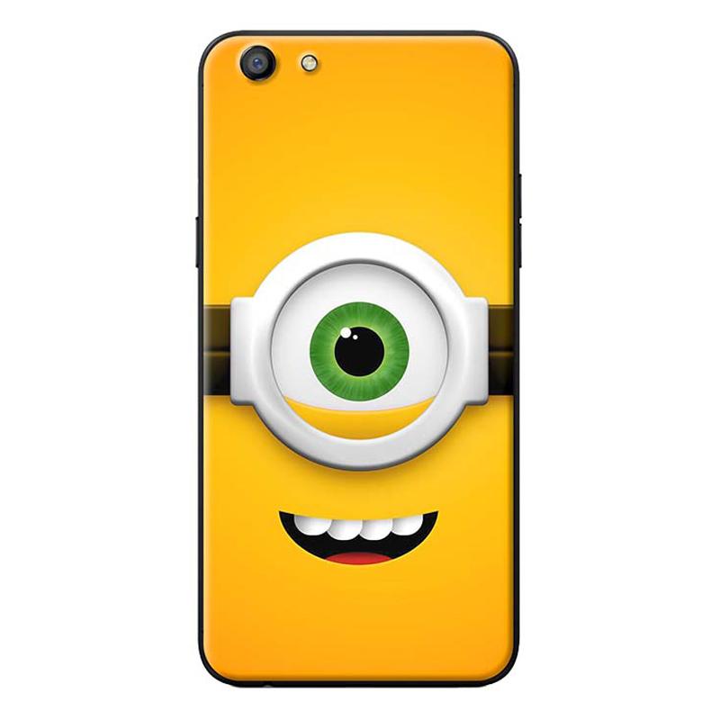 Ốp Lưng Dành Cho Điện Thoại Oppo Neo 9S Minion 1 Mắt