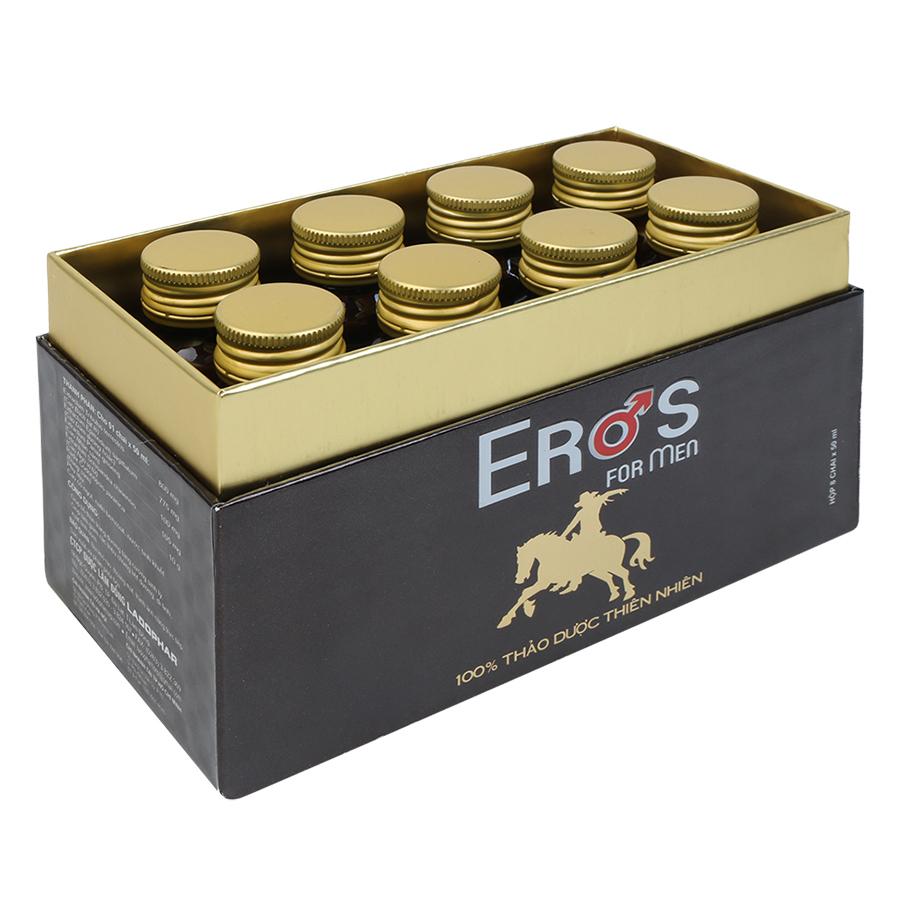 Eros For Men Ladophar (8 Chai x 50ml)