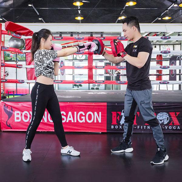Gym FitBox - Gói 6 Tháng Tập Các Lớp Võ Boxing Classic/Kids Boxing/Muay Thai Cùng Huấn Luyện Viên