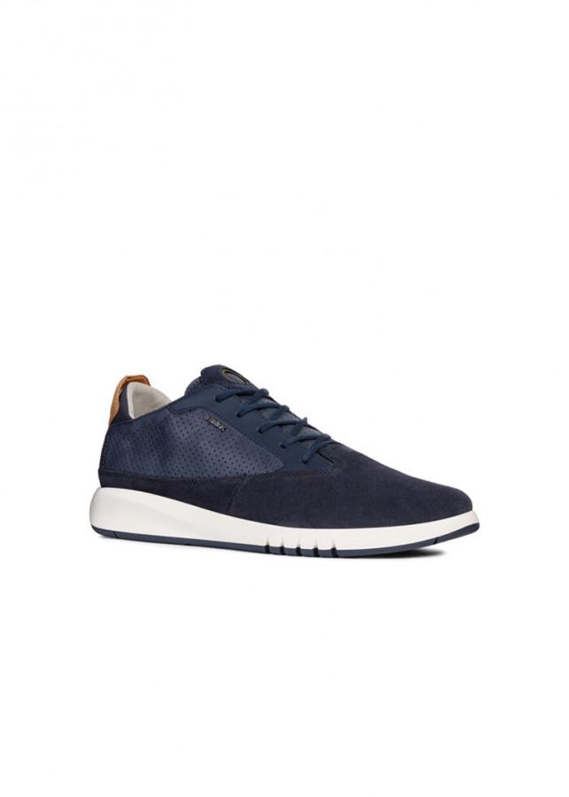Giày Sneakers Nam GEOX U AERANTIS A NAVY