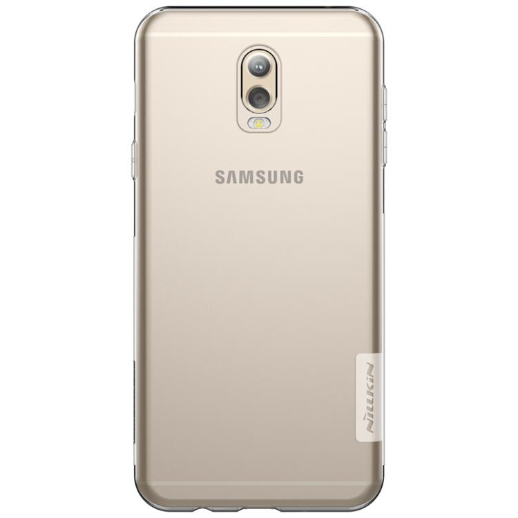 Ốp Lưng Silicon Trong Suốt Cho Samsung C8 /J7+/C7100 Nillkin