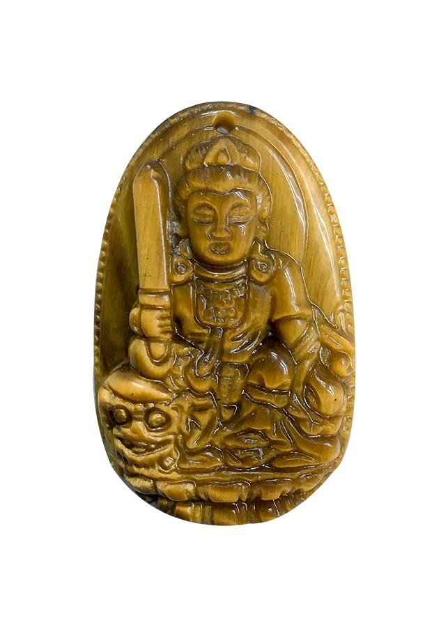 Mặt dây chuyền Bồ Tát Văn Thù: Phật bản mệnh tuổi Mão - 1759653 , 2188260888106 , 62_12419101 , 380000 , Mat-day-chuyen-Bo-Tat-Van-Thu-Phat-ban-menh-tuoi-Mao-62_12419101 , tiki.vn , Mặt dây chuyền Bồ Tát Văn Thù: Phật bản mệnh tuổi Mão