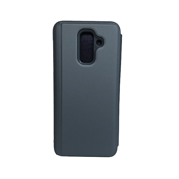 Bao Da Mặt Kiếng Dành Cho Điện Thoại Samsung A6 Plus 2018