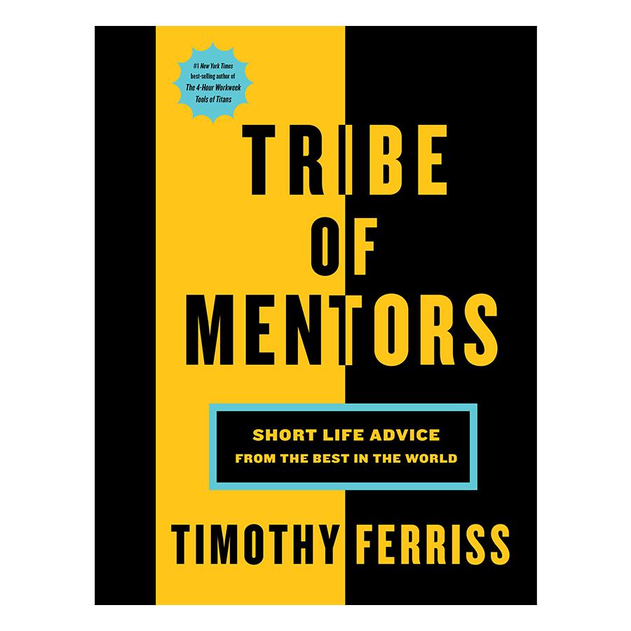 Tribe Of Mentors - 4534988 , 8197226880911 , 62_7957862 , 584000 , Tribe-Of-Mentors-62_7957862 , tiki.vn , Tribe Of Mentors