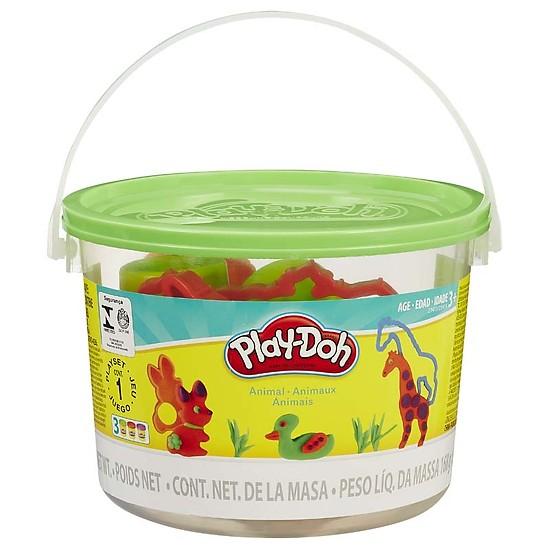 Đồ chơi xô đất nặn mini vui học Play-Doh