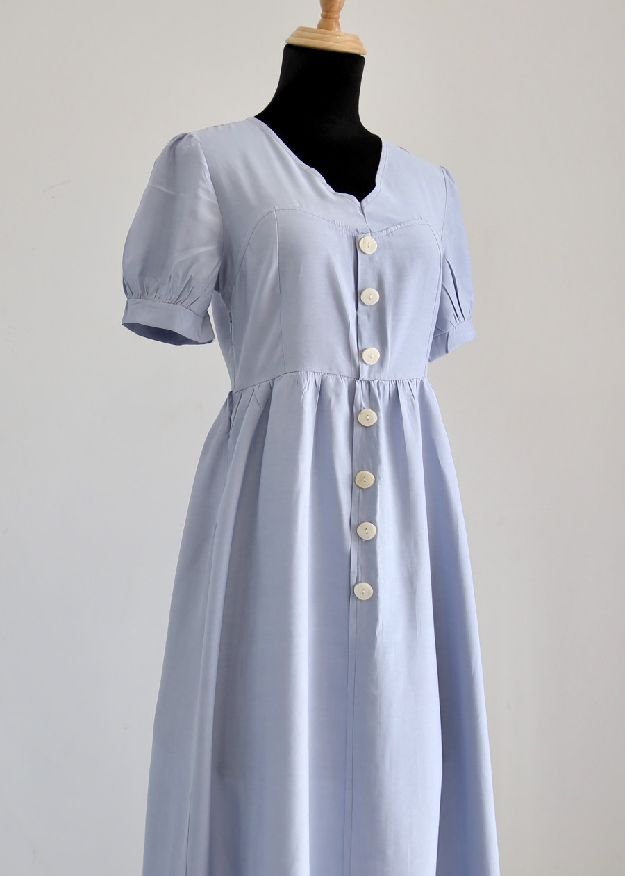 Đầm công sở phong cách Hàn Quốc  N1