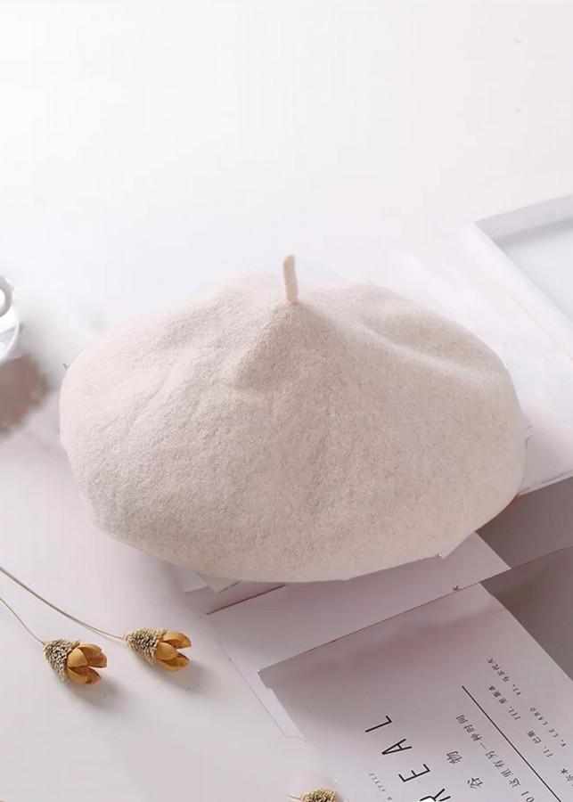 Mũ nồi, nón beret, nón bánh tiêu vải dày dặn - N127.OBI - 839440 , 3000369164709 , 62_12552456 , 135000 , Mu-noi-non-beret-non-banh-tieu-vai-day-dan-N127.OBI-62_12552456 , tiki.vn , Mũ nồi, nón beret, nón bánh tiêu vải dày dặn - N127.OBI