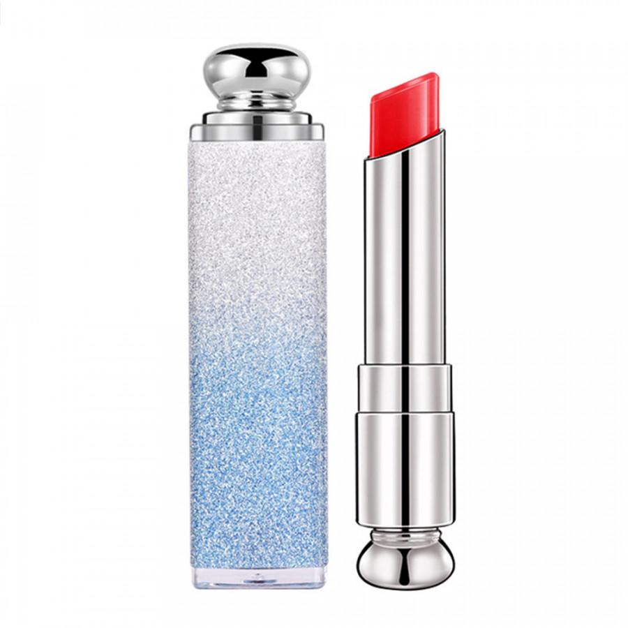 Lip Gloss Matte Lipstick Fashion 3.8g Long Lasting Shimmer for SUIKONE #7