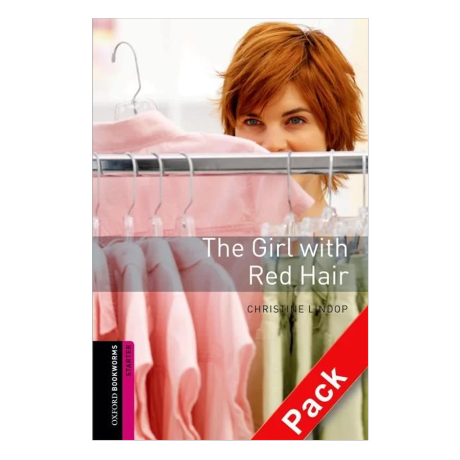 Oxford Bookworms Library (2 Ed.) Starter: The Girl with Red Hair Audio CD Pack