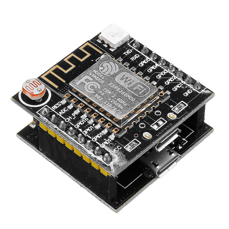 Board mạch Witty ESP-12F - Wifi ESP8266 - IoT - 1607350 , 7911203572603 , 62_10859096 , 132000 , Board-mach-Witty-ESP-12F-Wifi-ESP8266-IoT-62_10859096 , tiki.vn , Board mạch Witty ESP-12F - Wifi ESP8266 - IoT
