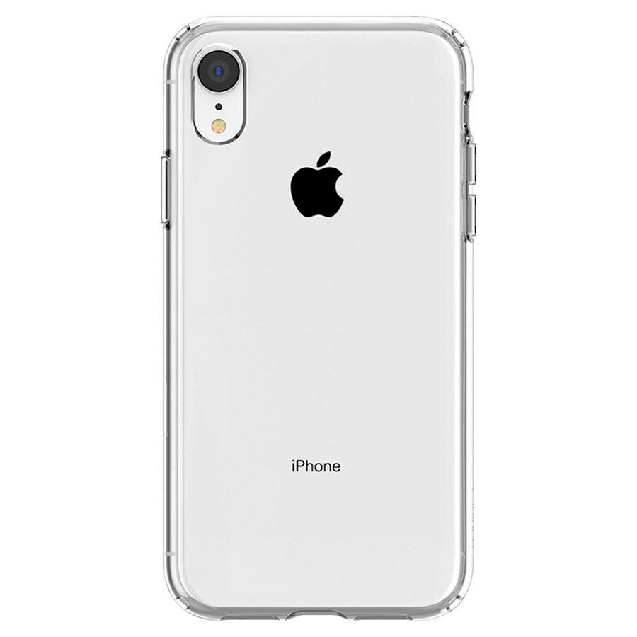 Ốp Lưng iPhone XS Spigen Liquid Crystal Clear (Clear - 063CS25110) - Hàng Chính Hãng