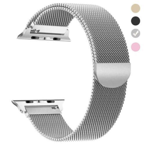 Milanese Loop Strap Watch Band for Apple Watch Series 1/2/3/4 38MM/40MM/42MM/44M - 8287668 , 4778933248559 , 62_16860042 , 223500 , Milanese-Loop-Strap-Watch-Band-for-Apple-Watch-Series-1-2-3-4-38MM-40MM-42MM-44M-62_16860042 , tiki.vn , Milanese Loop Strap Watch Band for Apple Watch Series 1/2/3/4 38MM/40MM/42MM/44M
