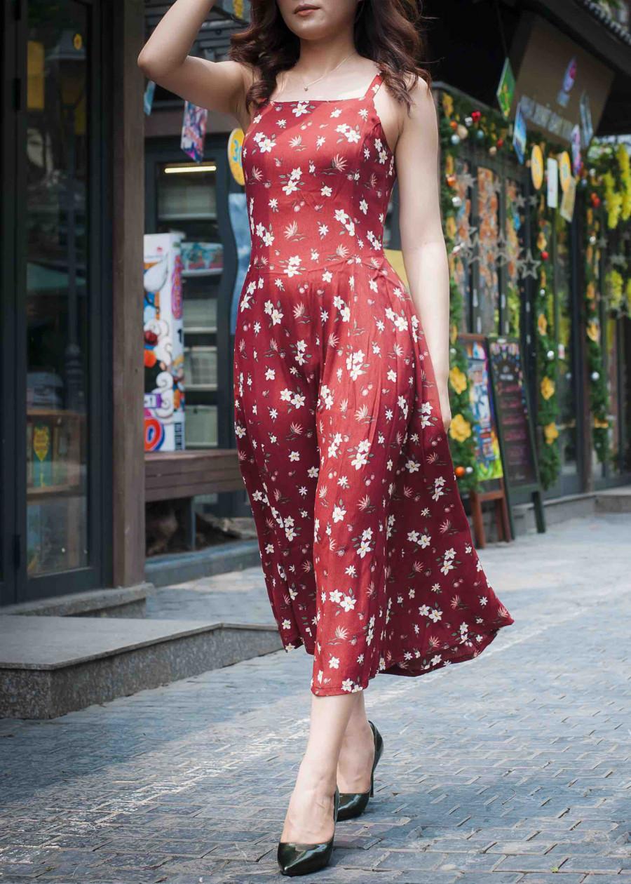 Đầm xòe nữ P19DW018