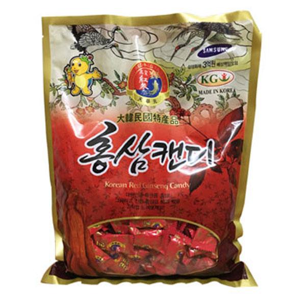 Kẹo hương vị hồng sâm Hàn Quốc 200g