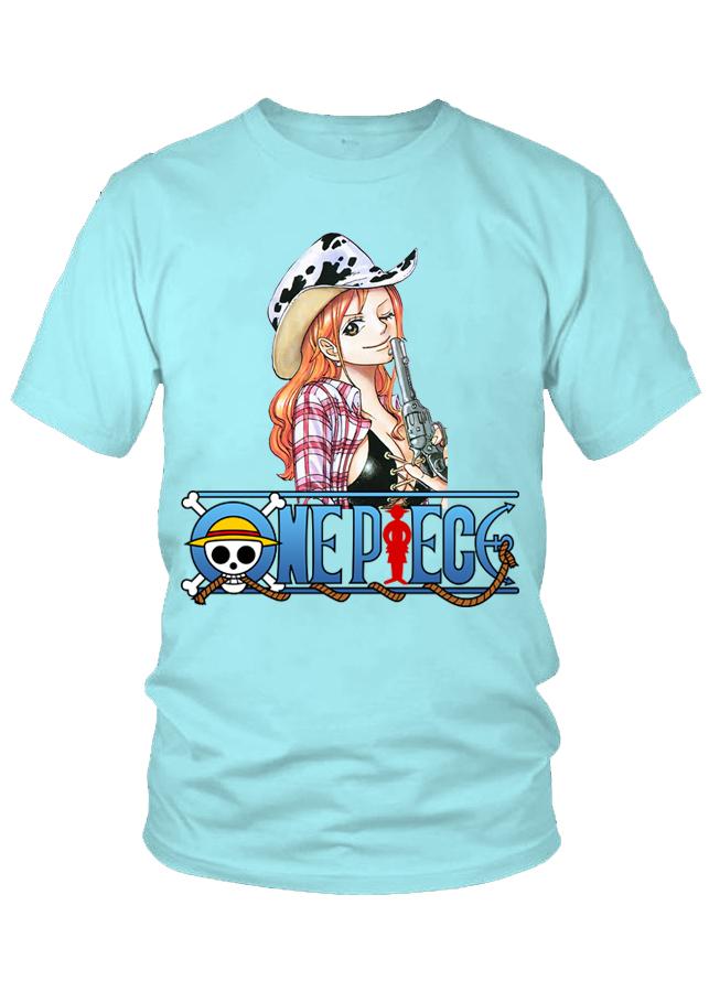 Áo  thun nam One Piece Nami M2