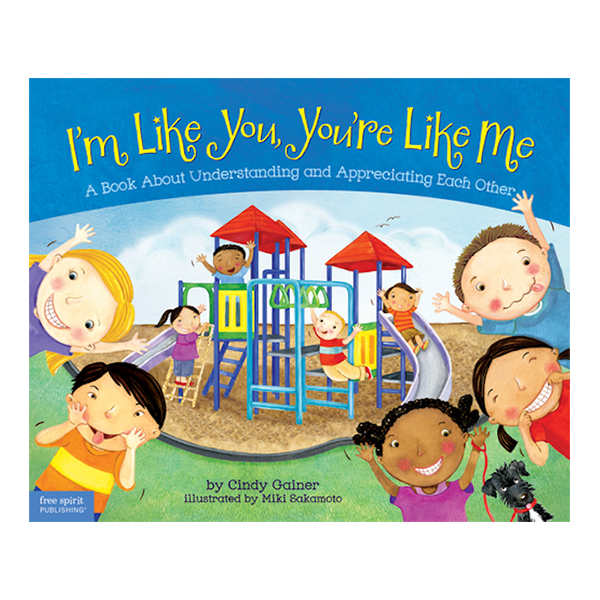 Im Like You Youre Like Me: A Book about Under