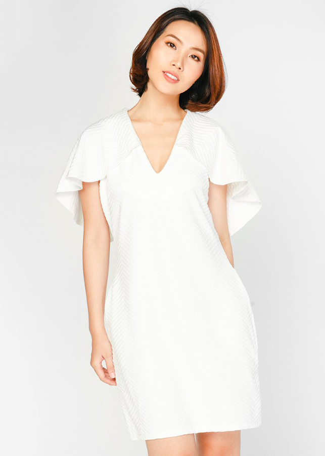 Đầm Suông Hàn Quốc Cao Cấp Hoàng Khanh - HK 589