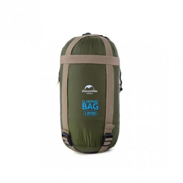 Túi ngủ gấp gọn LW180 giữ nhiệt tốt, chịu mức nhiệt từ 8-15 độ